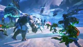 Skyforge Feel the power of nature!