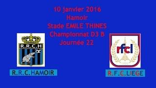 Résumé RRC Hamoir RFC Liège