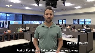Among stories we're working on today to keep you in the know: The South Carolina Ports Authority has accepted a bid for the Port of Port Royal. Now what? Also, a big name enters a packed field of Republican presidential candidates.