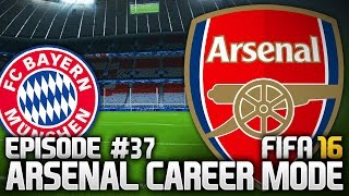 FIFA 16: ARSENAL CAREER MODE #37 - CAN WE DO IT?!