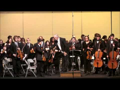 Raider's March, Triumphal March and Intermezzo by Arkansas All-Region Orchestra