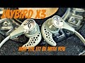 JAYBIRD X3 Bluetooth Headphones. Better than Beats or Bose. FIT TEST, Honest Review. vs X2. Workout.