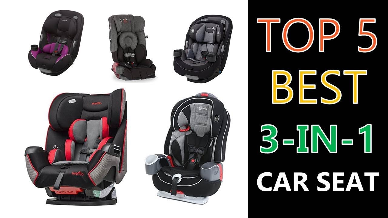 Best 3 in 1 Car Seat 2019 - YouTube