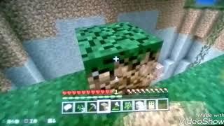 初めてのYouTubeマイクラです。サバイバル生活の動画です。