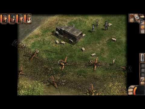 Commandos 2 Men Of Courage Remaster HD Bonus Mission 6 [1080p 30fps] (High Quality) |