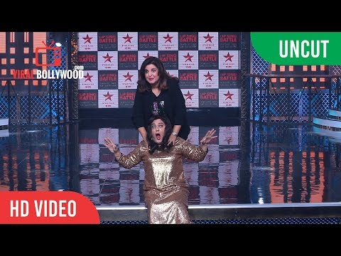 UNCUT - Lip SinFarah Khan, Ali Asgar | Star Plus