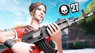 27 kill (solo vs squads) | PC W/ controller