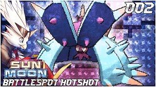 MAKING READS!  | Pokemon Sun & Moon Wifi BattleSpot Hotshot w/ ShadyPenguinn [002]