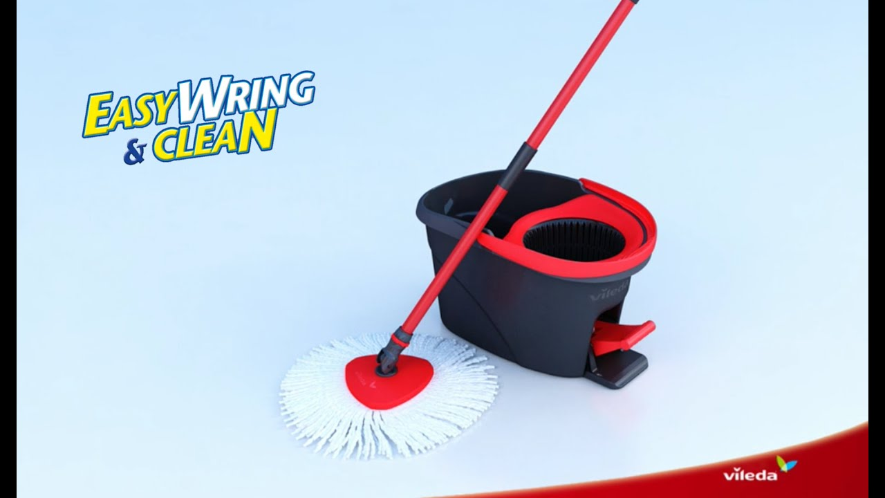 Easy Wring Clean Mop Youtube