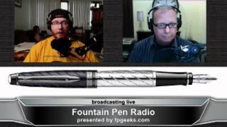 Fountain Pen Radio Episode 0007