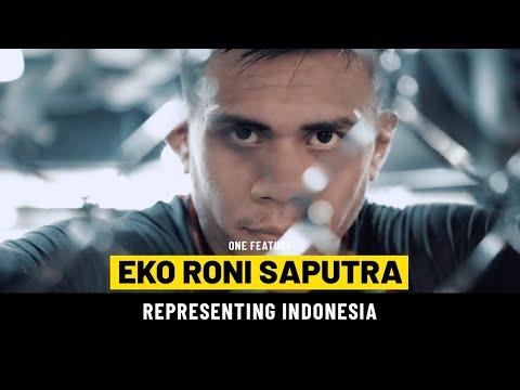 Eko Roni Saputra Flies The Indonesian Flag High | ONE Feature