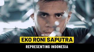 Eko Roni Saputra Flies The Indonesian Flag High   ONE Feature