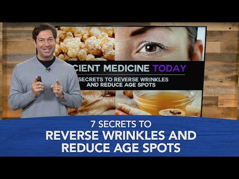7 Secrets to Reverse Wrinkles and Reduce Age Spots