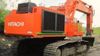 Hitachi EX1200-5C Documentary