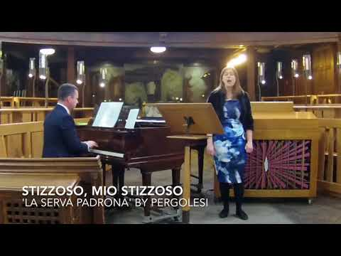 Emma Trounson and Simon Headley - Opera Aria Recital at Leicester Cathedral