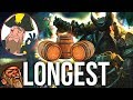Tobias Fate - The Longest GANGPLANK 3 BARREL COMBO POSSIBLE | League Of Legends