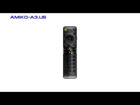 Amiko A3 - HOW TO | Firmwares & Tools for AMIKO Receivers