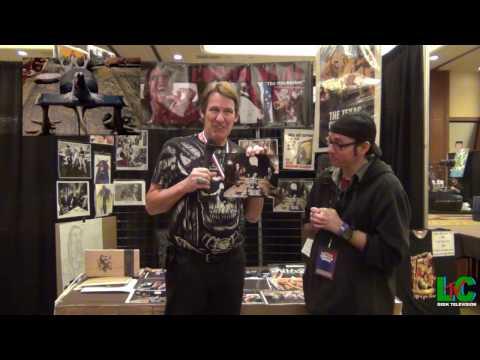 December Exclusive: Lotus Comics Meets Edwin Neal