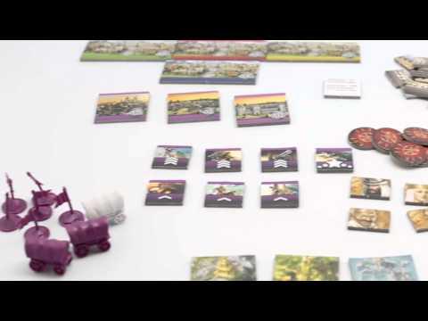 Видеообзор настольной игры Цивилизация Сида Мейера. Удача и слава