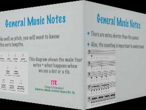 GCSE Music OCR Notes SRA