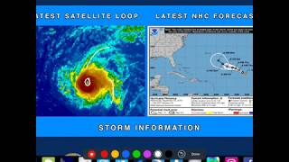 Hurricane Florence Video Update