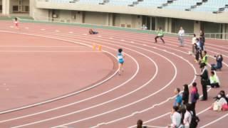 【第60回関実陸上】 女子10000m決勝は8200m手前で抜け出したリオ五輪女子マラソン代表の伊藤舞選手(大塚製薬)が33分02秒94で初優勝.