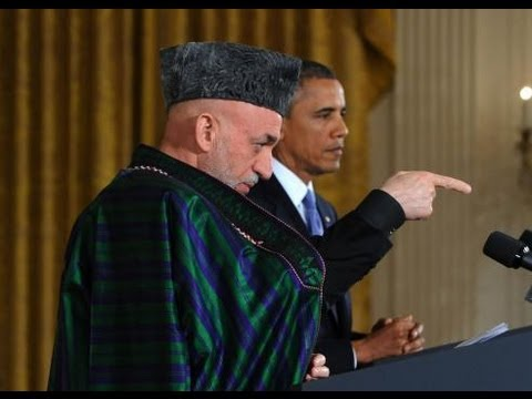 Will the Afghanistan War Ever End? U.S. Withdrawal: Obama-Karzai Press Conference