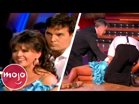 Top 20 Craziest Dancing with the Stars Moments