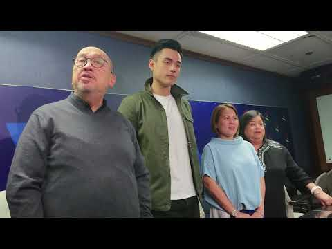 Xian Lim's contract signing with Viva Artists Agency