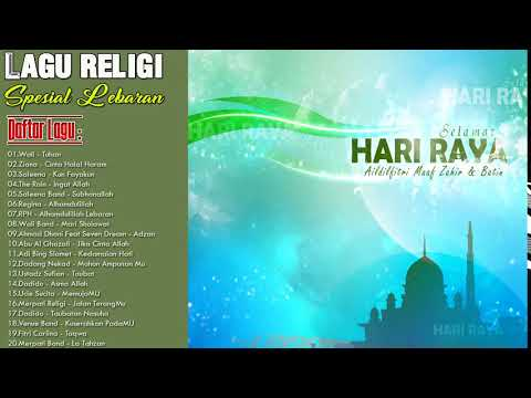 Daftar Lagu Religi Islam Populer