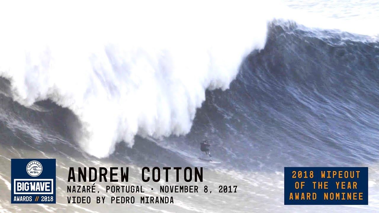 WATCH: Rodrigo Koxa Tackles Biggest Wave Ever Ridden : The
