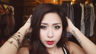 Make up phong cách Badass Look cho cô gái nổi loạn - Tép Kaulitz Thumbnail