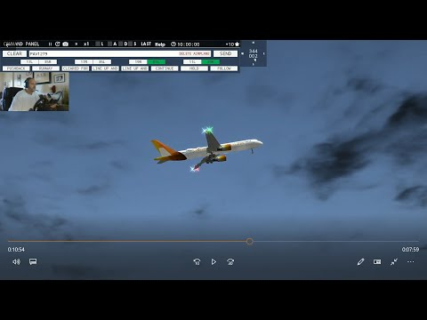 Tower!3D Pro Gameplay | ZBAD Beijing Starfish Airport | New Airport to Game | ATC Sim | Realistic |