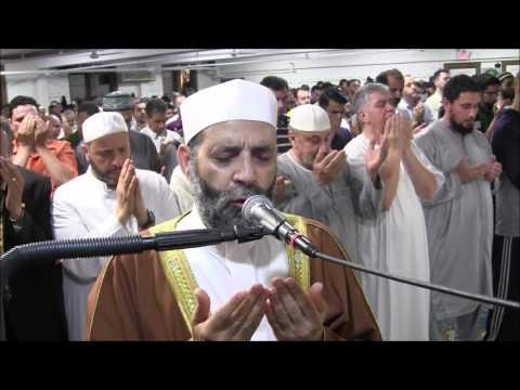 دعاء الوتر  - خاشع ومؤثر -  ليلة 27 رمضان 1438   حسن صالح   hassan saleh