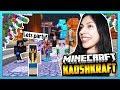 I HAD A SERVER PARTY! - Minecraft Survival: KaoshKraft SMP 3 - EP 91