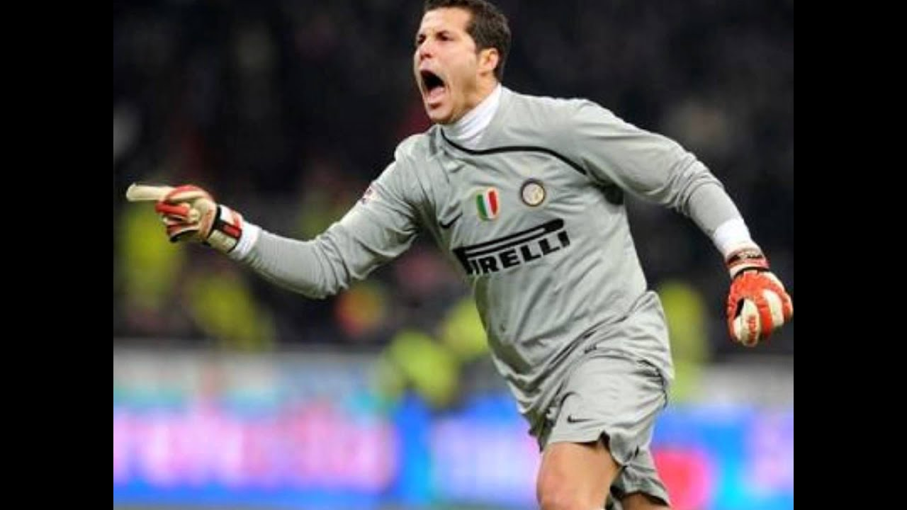 Inter - Julio Cesar - YouTube