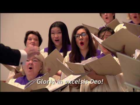 """Glad Tidings of Joy"" - Hour of Power Choir"