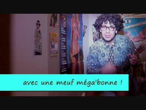 LA CHANSON DES CELIBATAIRES (le karaoké'clip !) - The Ringard'TOUCH.wmv