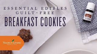 Essential Edibles: Guilt-Free Breakfast Cookies Recipe | Young Living