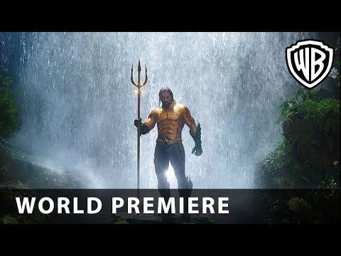 Aquaman Premier Mundial En Londres Youtube