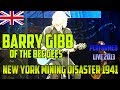 BEE GEES Barry Gibb  New York Mining Desaster 1941 - LIVE Mythology Tour 2013 @ O2 London