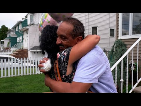 At-home DNA test brings father and daughter together for first time Mp3