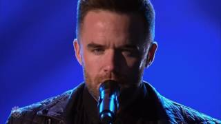 Brian Justin Crum Creep America's Got Talent July 19, 2016 AMAZING-