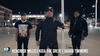 Jabari Timmons, Kendrick Willis & Kida The Great - Dancersglobal.tv