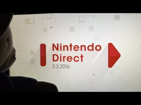 The Boss watches: Nintendo Direct 3.3.2016