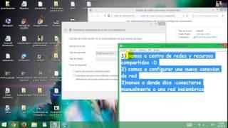 Video Como conectarse al wifi del vecino Sin programas 100% real :D download MP3, 3GP, MP4, WEBM, AVI, FLV Juli 2018