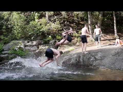 Paradise Falls | Cullowhee NC