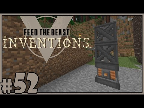 Core Sample Drill - Minecraft FTB Inventions Multiplayer - Part 52 [Let's Play FTB Inventions]