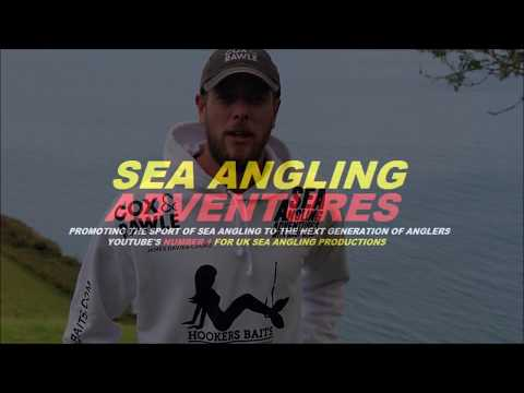 Sea Angling Adventures Uncovered Part 1