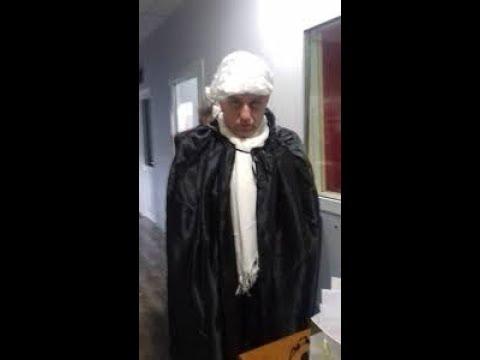 Ραπτόπουλος Λαικό Δικαστήριο 12/3/2018 (Χαμός με ΠΑΟΚ-ΑΕΚ. Κουμπούρια και ακυρωθέν γκολ)